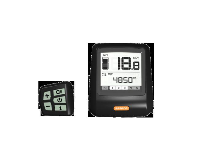 LCD display Bafang DP-C07
