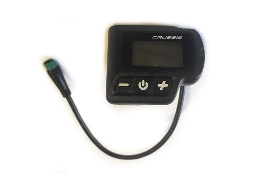 LCD černobílý display CRUSSIS2