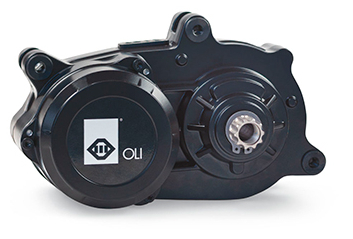 Středový elektromotor OLI SPORT
