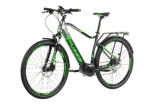 Elektrokolo crussis 161 e gordo 7.5 barva seda zelena 1