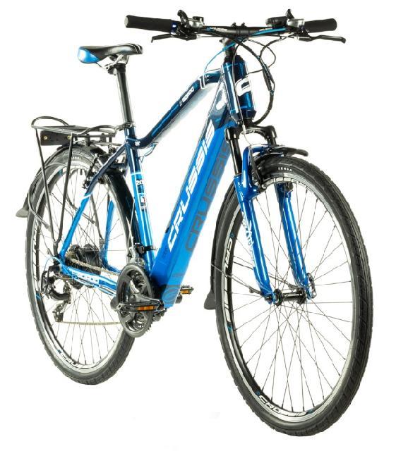 Elektrokolo crussis 243 e gordo 1 6 barva modra 3