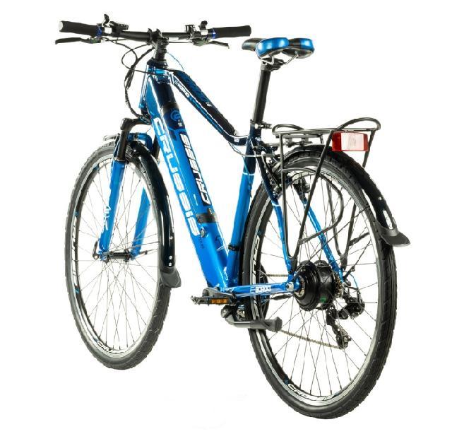 Elektrokolo crussis 243 e gordo 1 6 barva modra 6