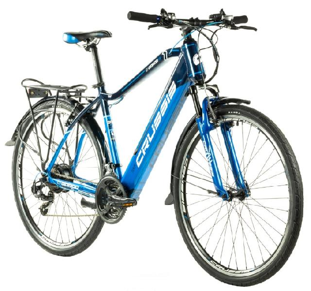 Elektrokolo crussis 244 e gordo 1 6 s barva modra