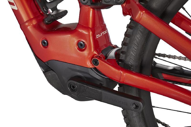 Elektrokolo specialized 401 turbo levo comp barva redwood white mountains 6