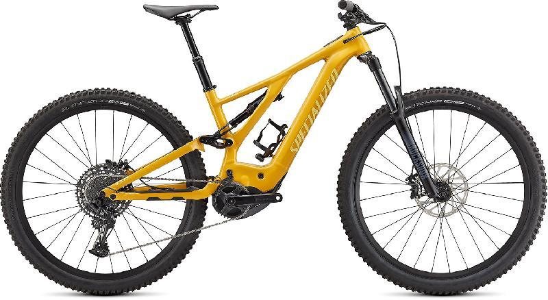 Elektrokolo specialized 407 turbo levo barva brassy yellow 1