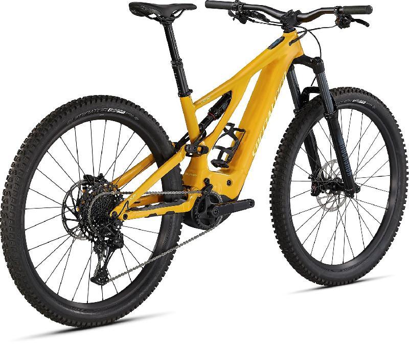 Elektrokolo specialized 407 turbo levo barva brassy yellow 2