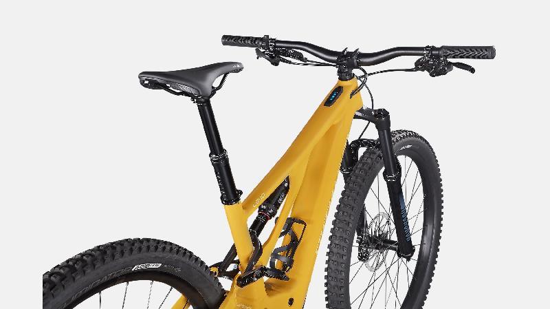 Elektrokolo specialized 407 turbo levo barva brassy yellow 3