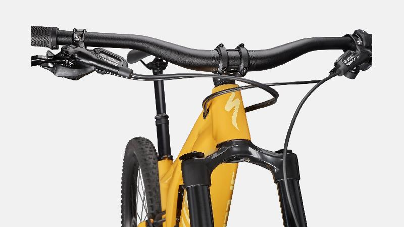 Elektrokolo specialized 407 turbo levo barva brassy yellow 5