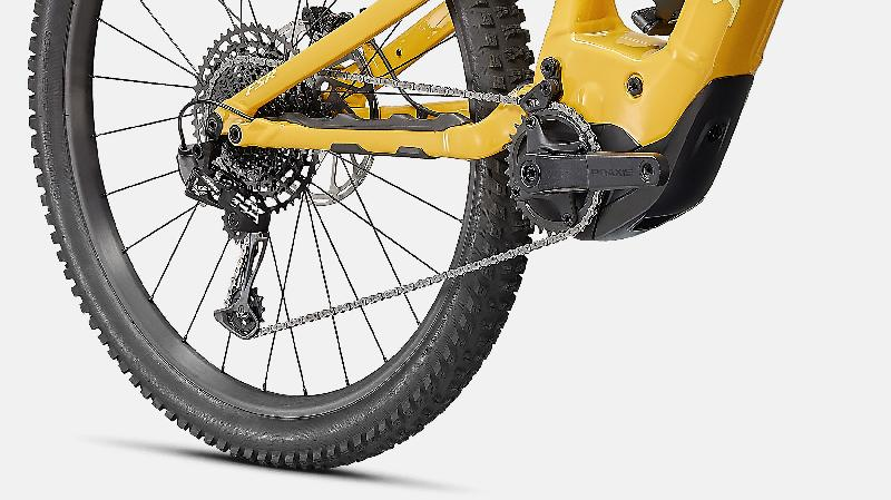 Elektrokolo specialized 407 turbo levo barva brassy yellow 8
