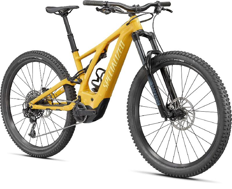 Elektrokolo specialized 407 turbo levo barva brassy yellow 9