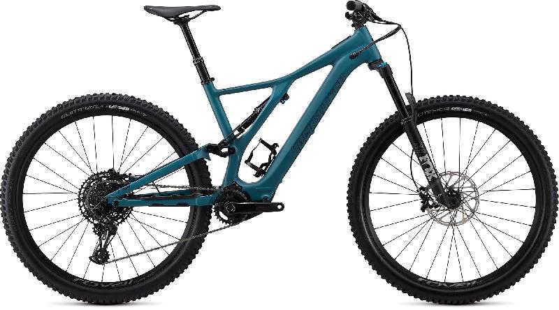 Elektrokolo specialized 422 turbo levo sl comp barva dusty turquoise black 1