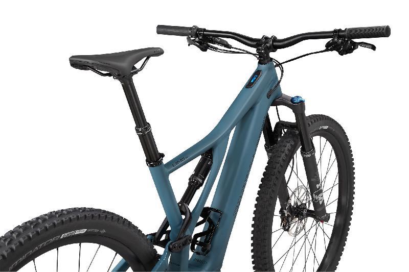 Elektrokolo specialized 422 turbo levo sl comp barva dusty turquoise black 3