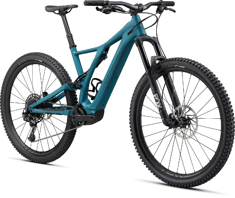 SPECIALIZED TURBO LEVO SL COMP barva Dusty Turquoise/Black 2021 kola 29 baterie 9 Ah