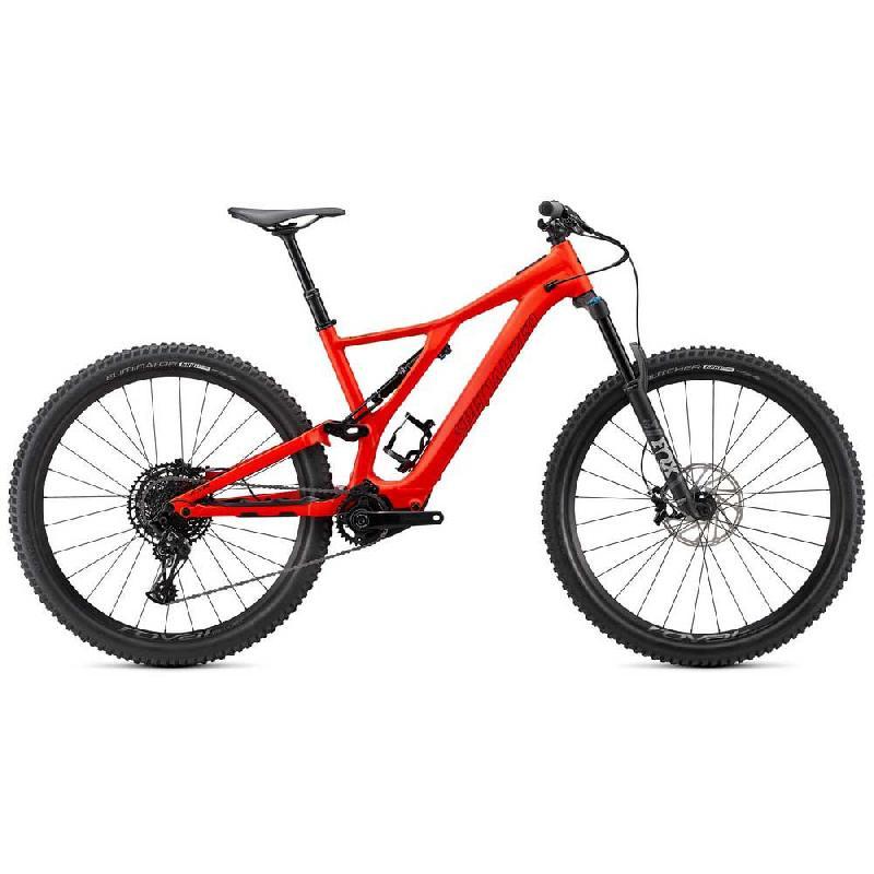 Elektrokolo specialized 423 turbo levo sl comp barva rocked red black 1