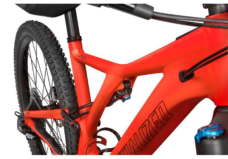 Elektrokolo specialized 423 turbo levo sl comp barva rocked red black 5