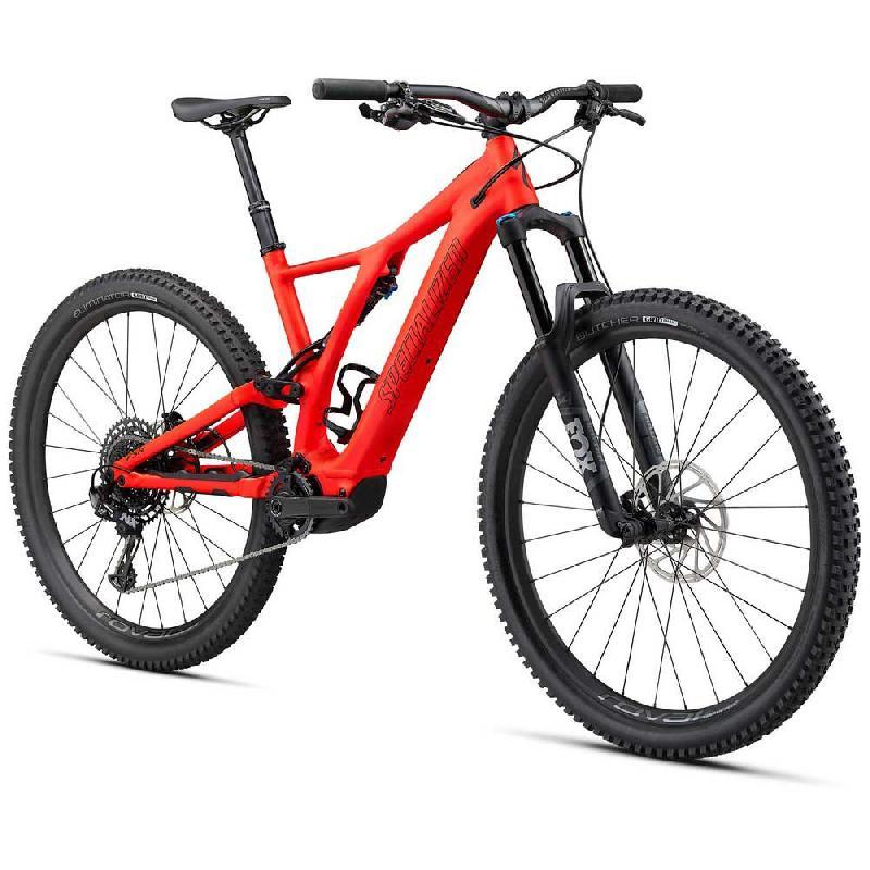 SPECIALIZED TURBO LEVO SL COMP barva Rocked Red/Black 2021 kola 29 baterie 9 Ah